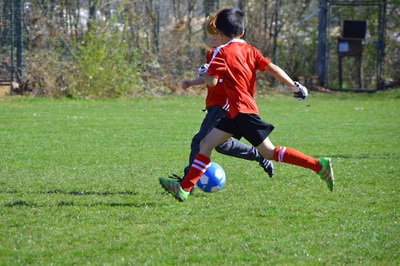 Fußball Nachwuchs / Pixabay