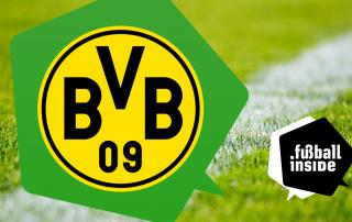 Der BVB als Thema bei fußball inside.