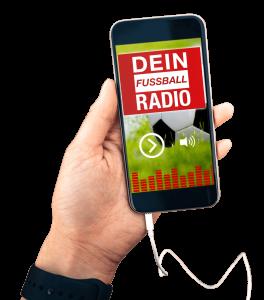 Dein Fußball Radio im Stream